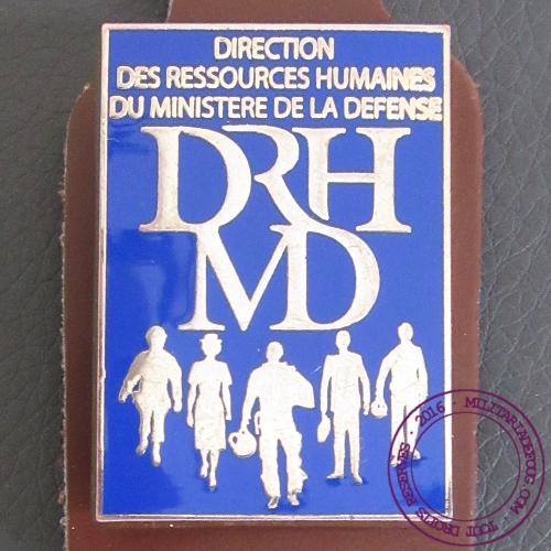 Insigne drhmd direction des ressources humaines du for Ministere de defense